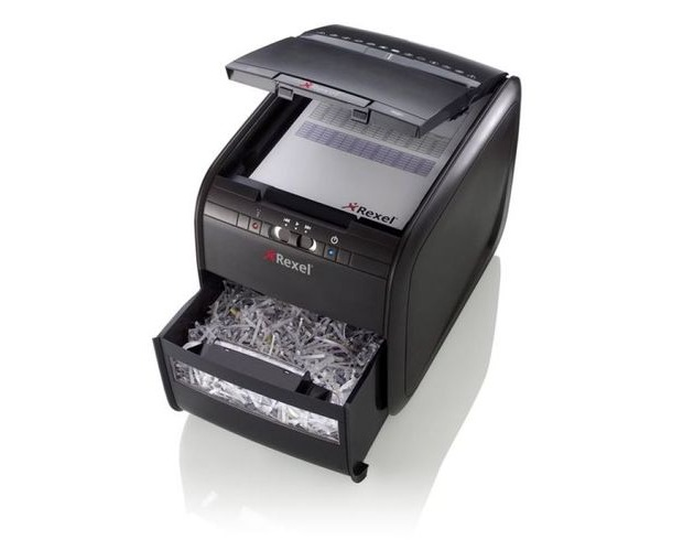 Review: Rexel 2103060 Auto + 60X shredder test 2020