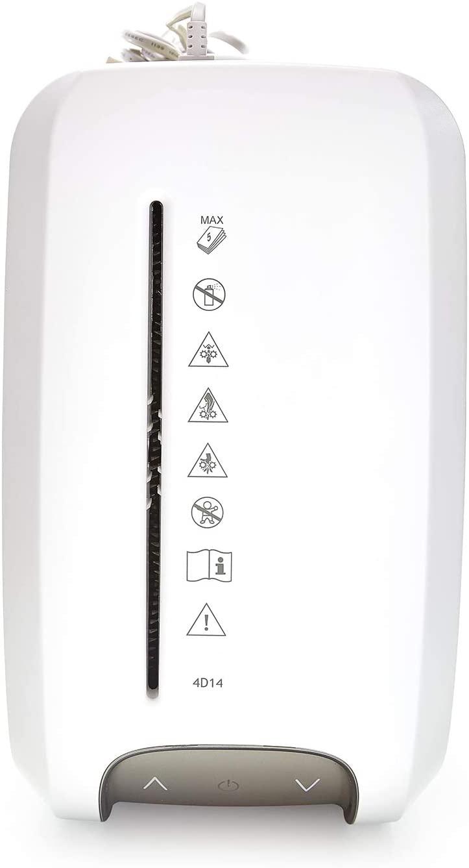 Bonsaii 4D14 Aktenvernichter, 5-6 Blatt, Mikroschnitt test