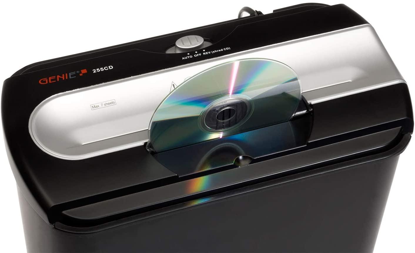 Genie 255 CD Aktenvernichter