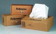 Fellowes Aktenvernichter Abfallbeutel 23-28L, 100 Stück (36052)