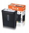 Peach PS100-00+PS500-18 Partikelschnitt Aktenvernichter test